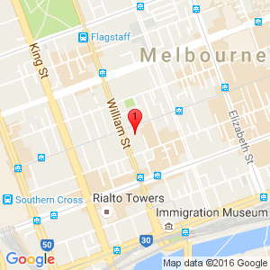 Google Map of Level 40, 140 William Street, Melbourne Vic 3000